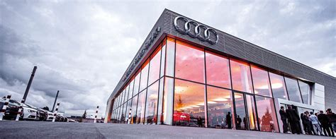 Audi Sinzheim by Neues Audi Zentrum Baden Baden Pixx Agentur