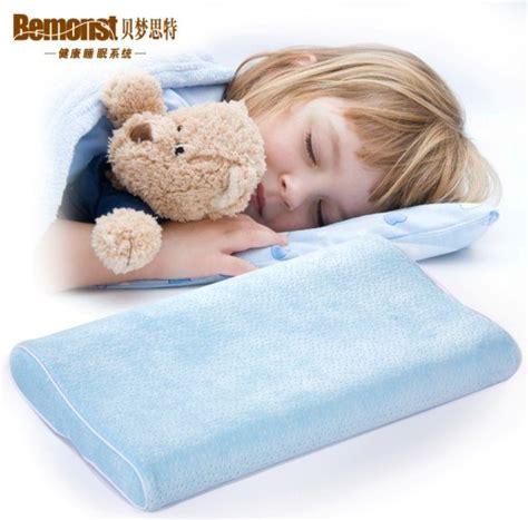 china child memory pillow rebound memory foam pillow