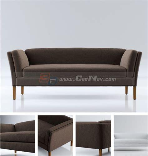 Wooden Frame Sofa Bed Wood Frame Sofa Bed 3d Model 3dmax Files Free Modeling 3409 On Cadnav