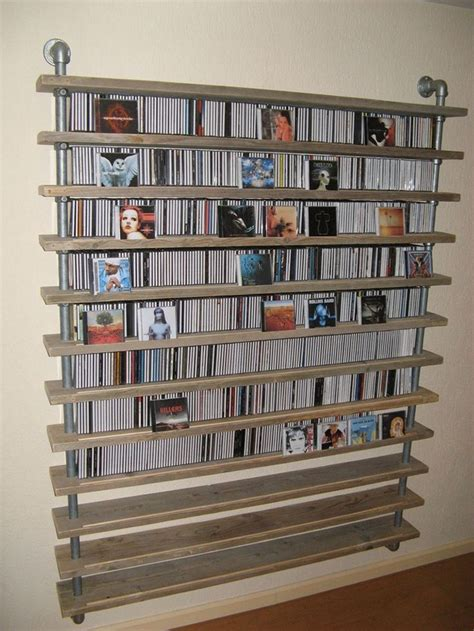 diy cd storage creative cd storage ideas for you home homestylediary com