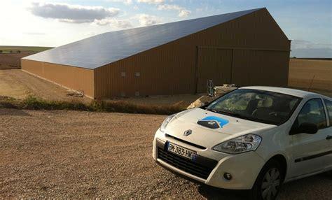 Votre hangar solaire photovoltaïque agricole gratuit Neonext