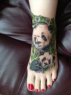 my daughters panda tattoo panda stuff pinterest panda tattoos on pinterest panda tattoos bear cubs and