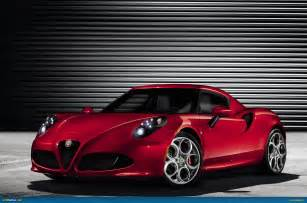 ausmotive 187 alfa romeo 4c to weigh less than 960kg
