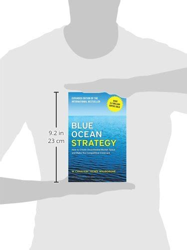 blue strategy the competition irrelevant blue strategy expanded edition how to create