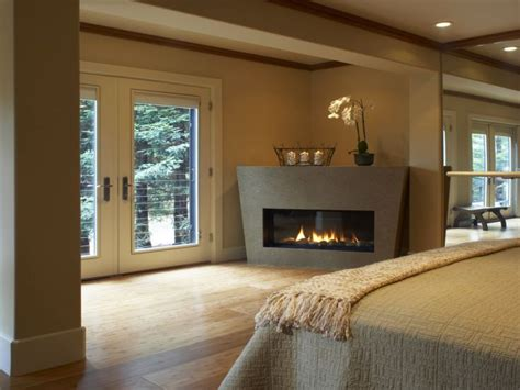 corner bedroom fireplace contemporary gas fireplace bedroom in corner
