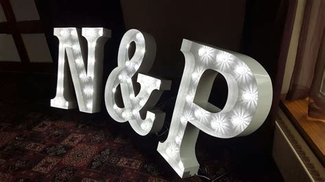 light up letters for sale secondhand prop shop illuminated letters full alphabet