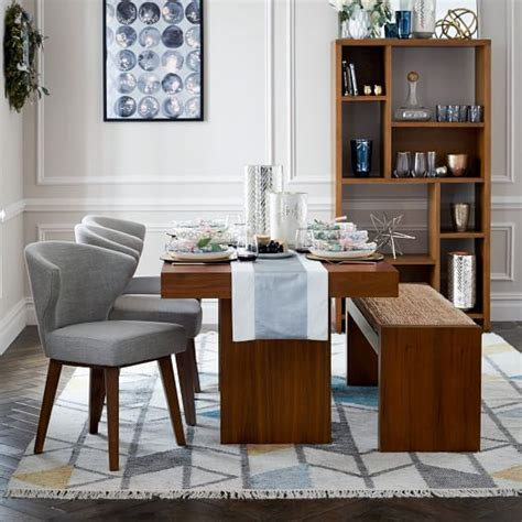west elm terra bench terra dining table west elm
