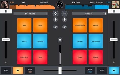 Tablet Croos Android sler keylock and grids for mixvibes cross 1 3 for