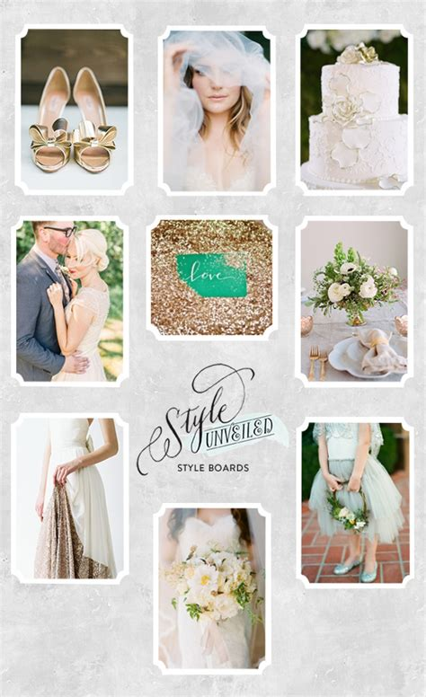 Wedding Unveiled by Wedding Inspiration From Style Unveiled