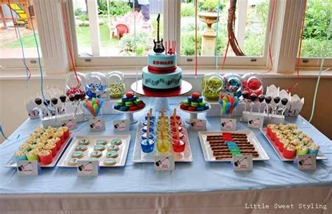 Birthday Decoration Ideas For Boy by Themed Birthday Birthday Ideas Www Spaceshipsandlaserbeams Boy