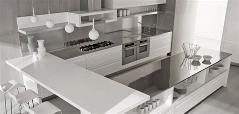 white kitchen with stainless steel backsplash white kitchen island with stainless steel backsplash and