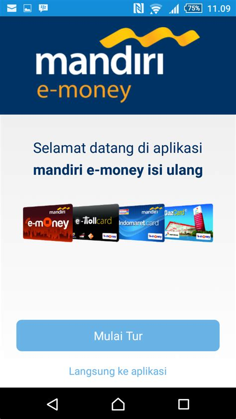 tutorial carding via hp isi ulang indomaret card e toll card via hp nfc blog