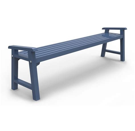 metal backless bench backless metal bench cal 703b canaan