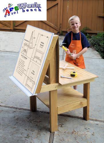 diy playreal workbenches  children wee folk art