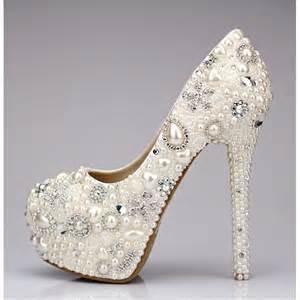 chaussure pour femme de mariage - Chaussure Mariage Poudrã
