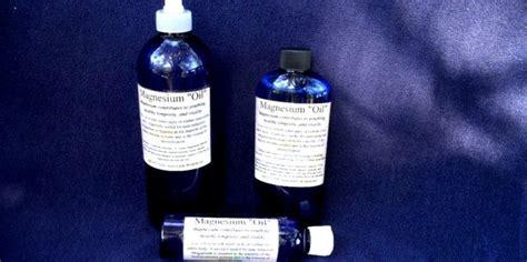 minyak magnesium solusi terbaru untuk masalah kecantikan