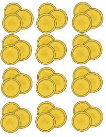 gold coin template st s day rainbow craft activity 3 day freebie