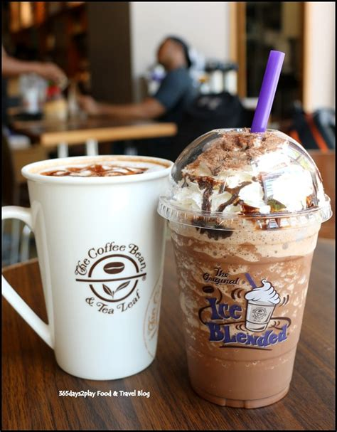 Coffee Bean Blended 365days2play lifestyle food travel