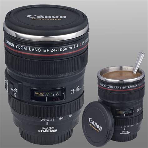 Canon Lens Cup Mug Lensa Canon canon lens 24 105mm cold coffee tea cup mug ashtray pen