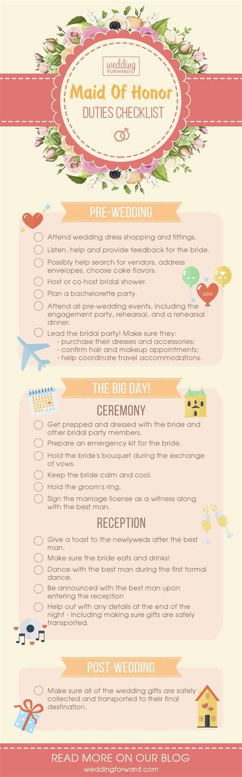duties of best 25 best ideas about bridesmaid duties on