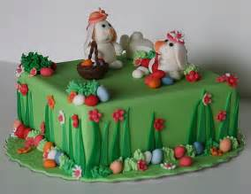 cake decorating ideas for easter and family