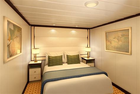 room creie 7 benefits for booking an interior cabin on a cruise