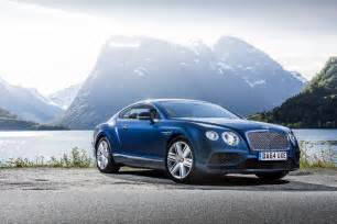 Bentley Continental Coupe Gt 2016 Bentley Continental Gt Drive Review Photo