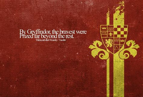 What House Would I Be In In Harry Potter by Gryffindor Wallpapers Wallpaper Cave