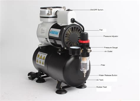 af186 best selling products air compressor airbrush machine for nails airbrush paint for