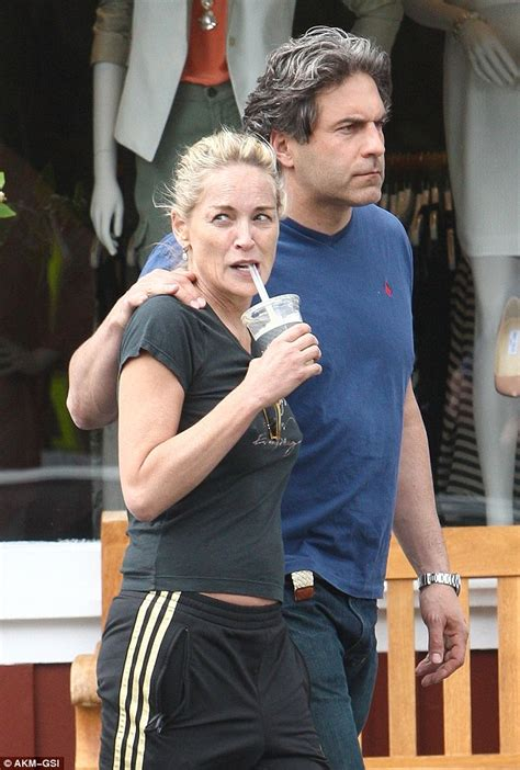 sharon stone michael wudyka dating actress rumored to sharon stone 55 is not dating hotel mogul michael wudyka