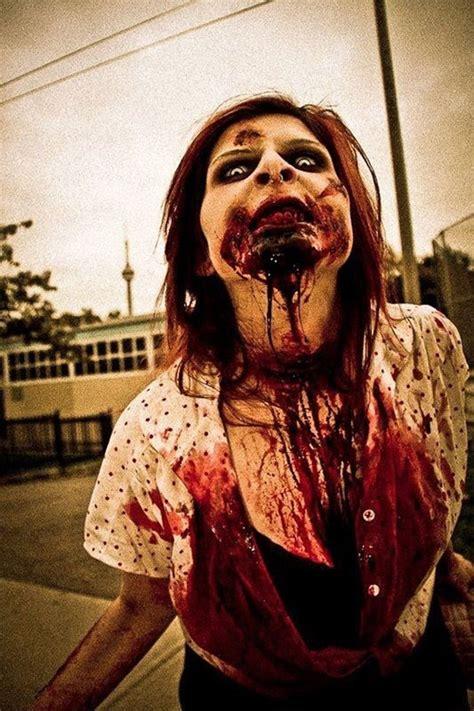 scary halloween   ideas   girls