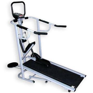 Treadmill 6 Fungsi Manual Bfs 5008 Bergaransi jual alat fitnes home jakarta fitnes