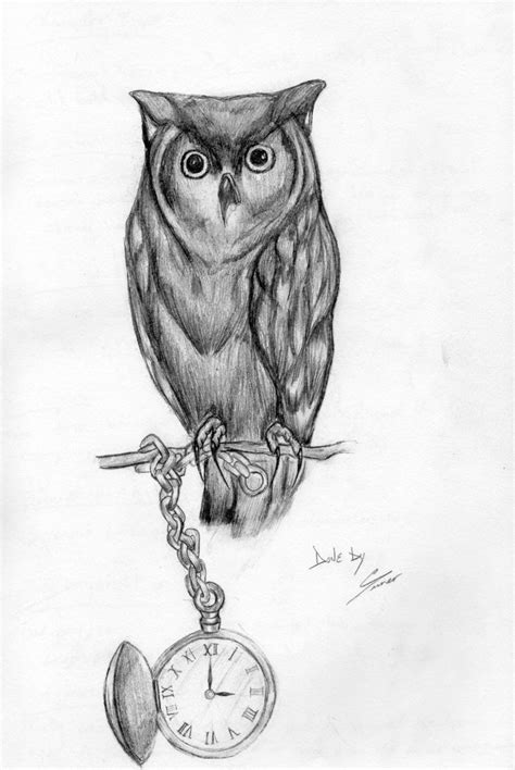 owl tattoo designs tumblr owl drawing