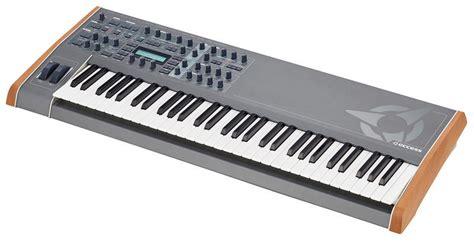 Keyboard Virus Ti access virus ti2 keyboard musikhaus thomann