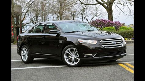 Report 2018 Ford Taurus ford taurus 2018 car review