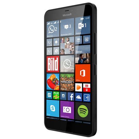 Microsoft Lumia 640 Lte microsoft lumia 640 xl lte negro reacondicionado pccomponentes