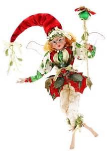 mark roberts mistletoe and holly fairy medium lex 17