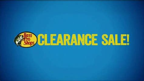 bass pro shop boat clearance bass pro shops after christmas clearance sale tv spot