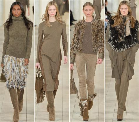 latest style updates and trends from the reigning world of ralph lauren fall winter 2015 2016 collection new york