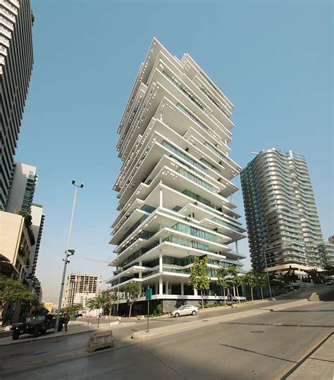 Residential Building Floor Plans by Herzog Amp De Meuron S Beirut Terraces Tower In Lebanon