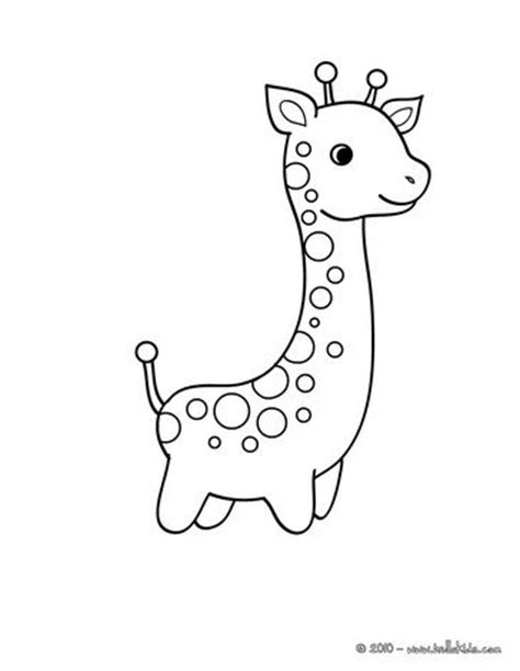 giraffe printable template giraffe template templates