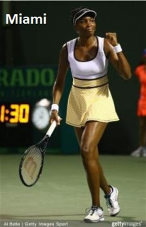 Wardrobe During Tennis Matches by 2014 Tennis Style Overview How Venus Williams Made