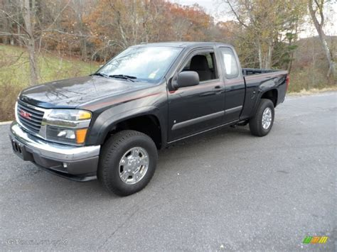 how cars engines work 2008 gmc canyon seat position control onyx black 2008 gmc canyon sl extended cab 4x4 exterior photo 55788974 gtcarlot com