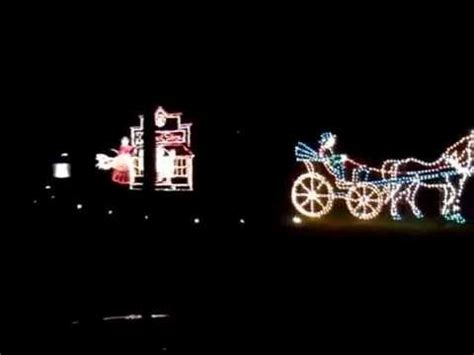allentown lights in the parkway allentown christmas lights in the parkway youtube