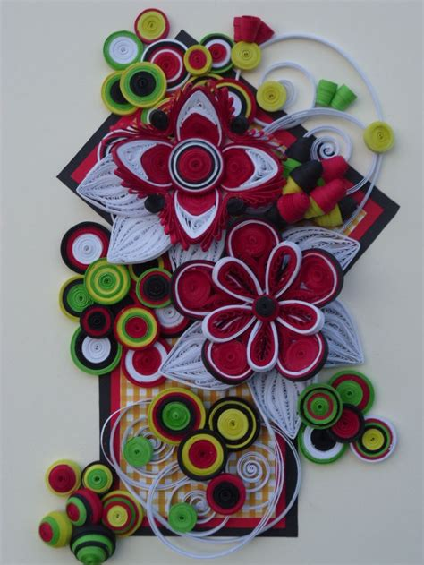 Origami Paper Quilling - this is my work quilling by branka mileti艸
