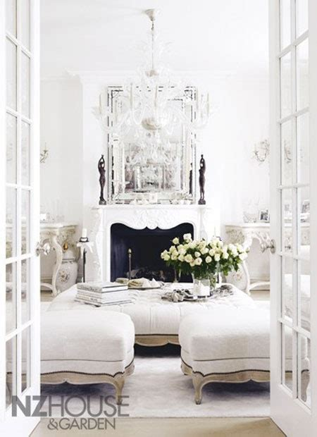 all white rooms decorating with the color white