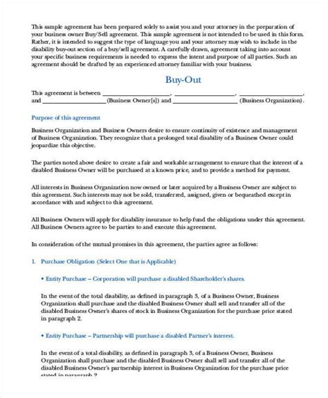 11 partnership agreement form samples free sample