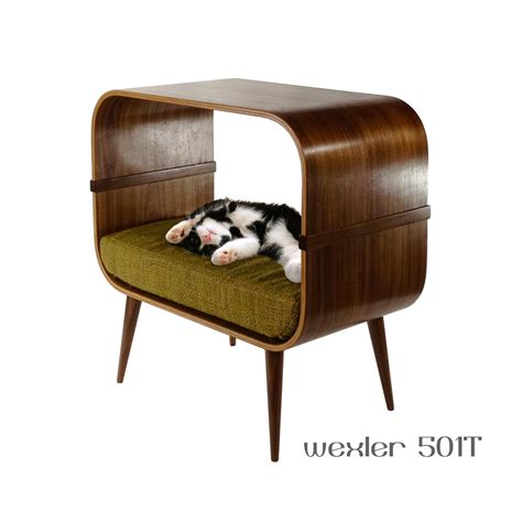 cat furniture mid century modern cat furniture