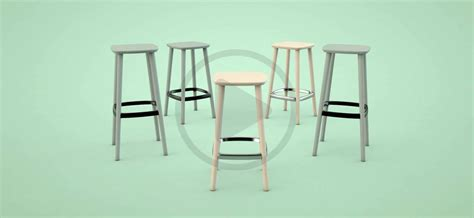 sgabelli pedrali stool babila 2706