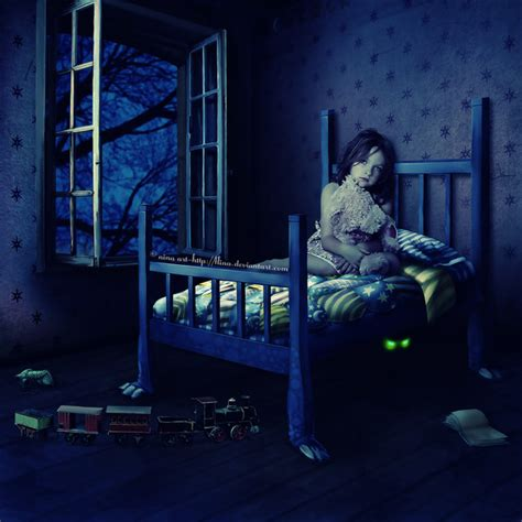 monsters under the bed monster under my bed by flina on deviantart